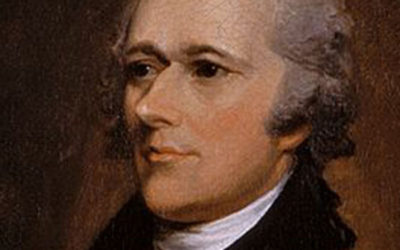 You are not Alexander Hamilton. You are a troll.